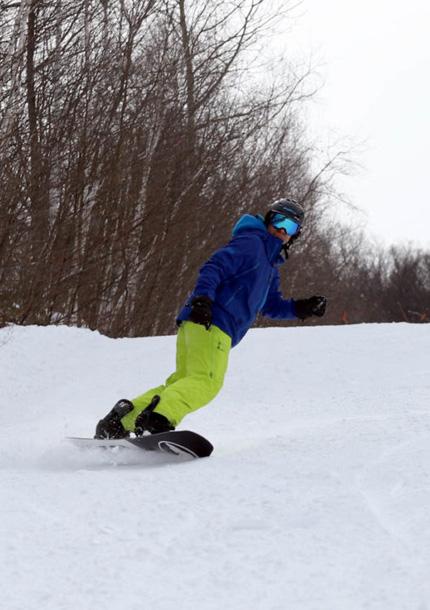 Ski alpin et planche à neige