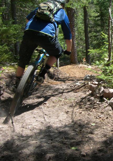Vélo de montagne